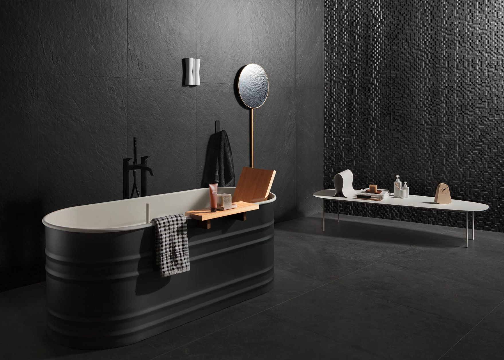 Lavagna Bathroom Tile