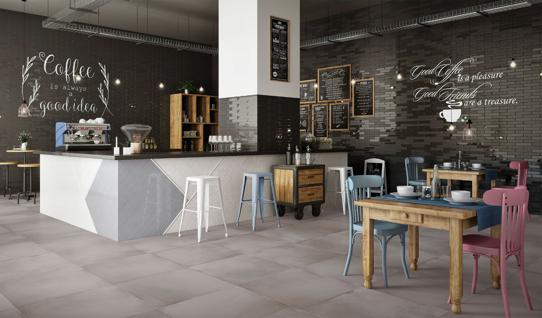 Menorca Commercial Tile